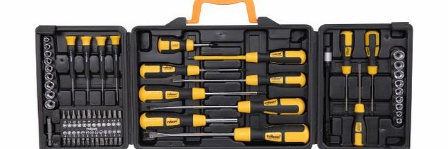 Rolson Tools Rolson 36820 60pc Screwdriver Set product image
