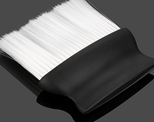 Rosba TM) Neck care 1Pcs Pro Wood Neck Duster Clean Brush Barbers Hair Cutting Hairdressing Stylist Salon