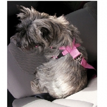 Rosewood - Wag n Walk Wag n Walk Soft Protection Car Travel Harness Pink