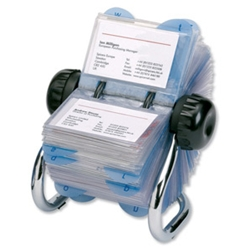 Rotary Business Card File Rotamate