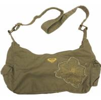 Roxy Cousin Jim Bag - Gold embroidered Roxy logoApplique flowerAdjustable shoulder strapFully linedI - CLICK FOR MORE INFORMATION