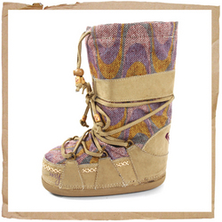 Roxy Nova Boot  Fake Suede  - CLICK FOR MORE INFORMATION