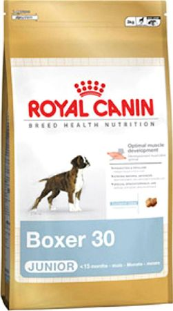 Royal Canin, 2102[^]0064500 Breed Health Nutrition Boxer Junior 30