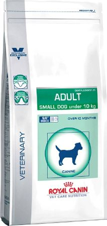 Royal Canin, 2102[^]0053845 Canine Veterinary Care Adult Small
