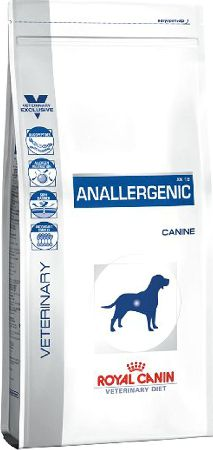Royal Canin, 2102[^]0105313 Canine Veterinary Diet Anallergenic