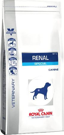 Royal Canin, 2102[^]0105303 Canine Veterinary Diet Renal Special