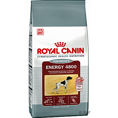 High Performance Dog Food