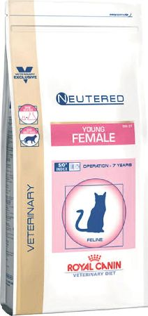 Royal Canin, 2102[^]0105310 Feline Veterinary Care Young Female