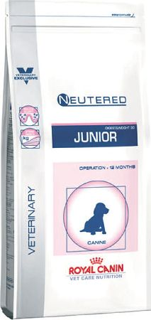 Royal Canin, 2102[^]0019934 Veterinary Care Canine Neutered Junior