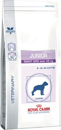Royal Canin, 2102[^]0019892 Veterinary Care Junior Giant Dog