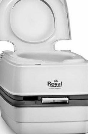 Royal camping equipment for Deluxe portable bathrooms