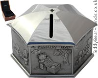 Royal Selangor Pewter Money Box product image