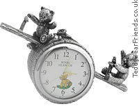 Royal Selangor Teddy Bear Clock product image