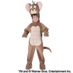 Rubies Looney Tunes Jerry Costume Small