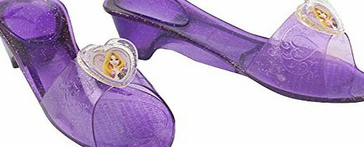 Rubies Official Childs Rapunzel Jelly Shoe - One Size