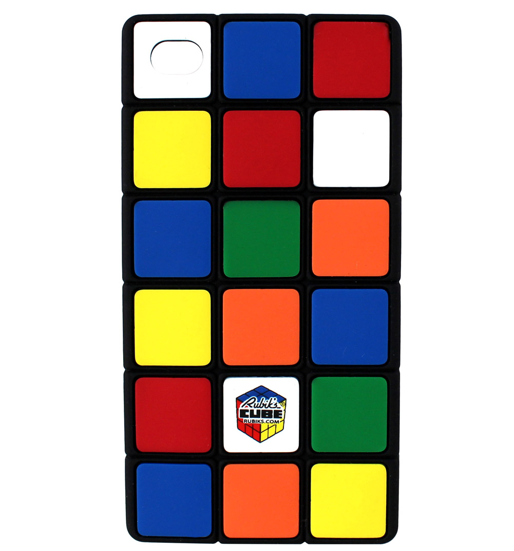 Rubiks Cube iPhone 4 Case