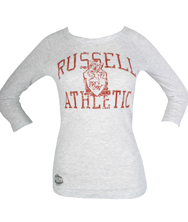 Russell Athletic 3/4 Sleeve Tee - CLICK FOR MORE INFORMATION