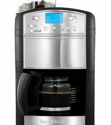 russell hobbs uno uno coffee machine instructions