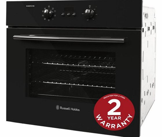 Russell Hobbs Built In Multi Function Electric Oven - Free 2 Year Warranty* product image