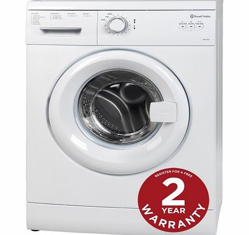 Russell Hobbs RH1042 5Kg Washing Machine