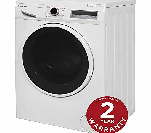 Russell Hobbs RHWD861400 8kg/6kg White Washer Dryer - Free 2 Year Warranty* product image