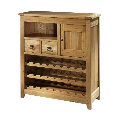 Royal Mission Royal Mission Sideboard Wine Rack by Simply Amish