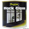 Gloss Finish Black Paint 250ml