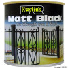 Matt Finish Black Paint 250ml