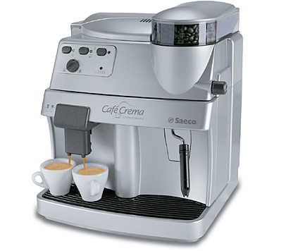 saeco vienna coffee machine