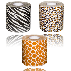 animal print bath set  Target