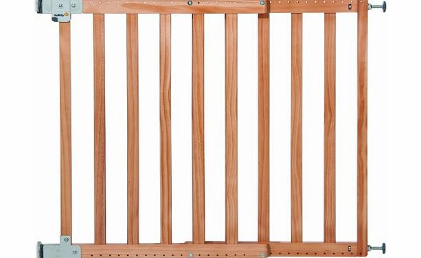 Simply Pressure XL Wooden Safety Gate
