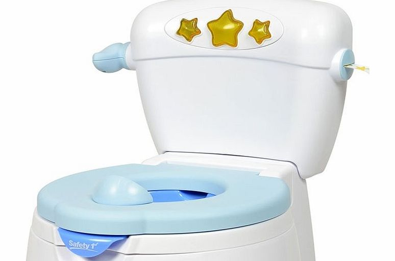 Safety 1st Smart Rewards Potty - review, compare prices ...