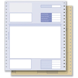 Compatible Forms Invoices NCR Paper with