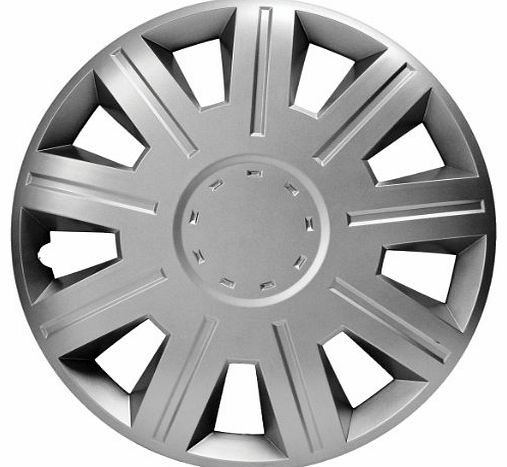 VICTORY 14-inch Silver Wheel Trims