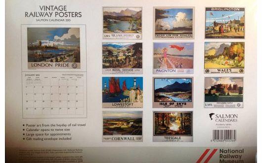 Calendar Poster Maker : Salmon calendars