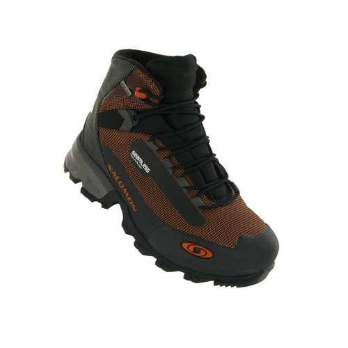 see more. The Salomon Revo SCS GTX walking boots with their lightwei