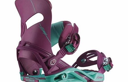 Salomon Mirage Bindings - Purple product image
