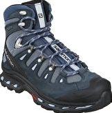 Salomon, 1296[^]255685 Womens Quest 4D 2 GTX Walking Boot - Deep Blue