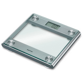 Seca Supra 719 Digital Waist High Bathroom Scale-400Lb Capacity