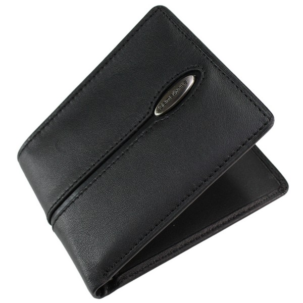 Samsonite Black Integra 6 Credit Card Wallet by product image