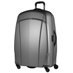 Itineris Spinner 82cm Silver + FREE Luggage