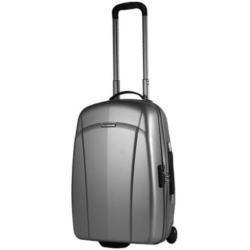 Itineris Upright 55cm Silver + FREE Luggage