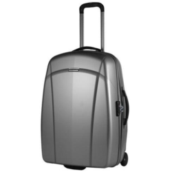 Itineris Upright 68cm Silver + FREE Luggage
