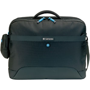 Laptop Briefcase- Black- Large