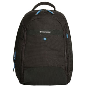 Laptop Rucksack- Black