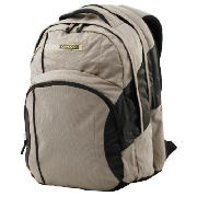 Wanderfull Laptop Backpack, sand
