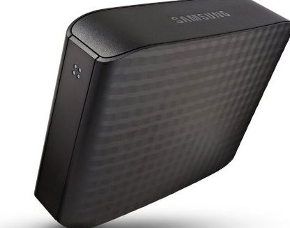 Samsung 2TB D3 Station External Desktop Hard Drive - Black product image