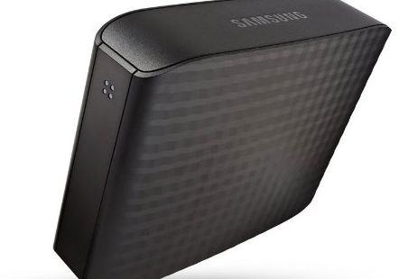 Samsung 3TB D3 Station External Desktop Hard Drive - Black product image