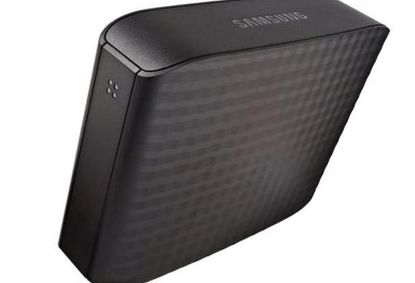 Samsung 4TB D3 Station External Desktop Hard Drive - Black product image