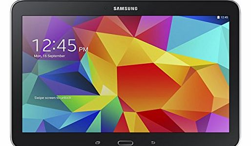 Samsung Galaxy Tab 4 10.1-inch Tablet (Black) - (Quad Core 1.2GHz, 1.5GB RAM, 16GB Storage, Wi-Fi, Bluetooth product image